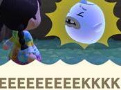 Animal Crossing Horizons: Wisp's First Appearance