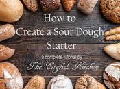 Make Sour Dough Starter (Tutorial)