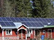 Off-Grid Residential Solar Power System