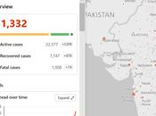 Download Microsoft's COVID Tracker from Microsoft Store