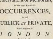 Report Daniel Defoe's Journal Plague Year (1722)