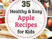 Easy Healthy Apple Recipes Kids