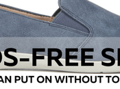 Hands-Free Shoes: Shoes Without Touching Them