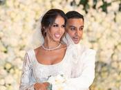 Luxurious Blooming Wedding White Hues Janaina Imran