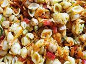 Dilly Vegan Pasta Salad