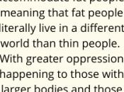 Fatphobia Opposite Skinny-Shaming?