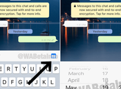WhatsApp Testing 'Search Date' Feature