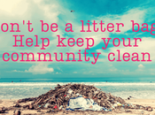 Littering Quotes Slogans Save World From Trash