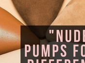 Nude Pumps Non-white Skintones: ALLY Shoes Review