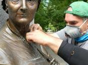 Sculpture Conservation Program Pays Off! June 2020