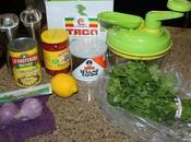 Recipe: Roasted Pepper Hummus