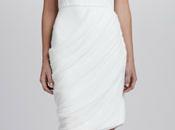 Alice Olivia Lexie Drape-Skirt Dress Looks Like Heaven