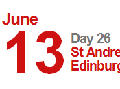 Andrews Edinburgh: Celebration Iconic Images Olympic Torch