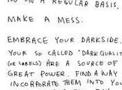 Inspiration: Rebel Manifesto. {Part