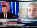 News: Commenting from Paris French Elections
