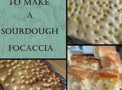 Make Sourdough Focaccia