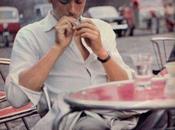 Purple Noon: Alain Delon Tailored Summer-Weight Gray