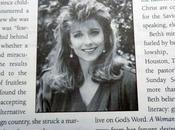 Beth Moore Only Recently Drifted, Always Been False?