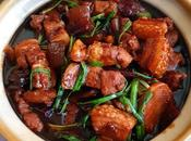 Pork Belly with Salted Fish 咸鱼花腩煲