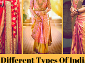 Different Types Indian Bridal Sarees