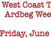 LIVE East Coast West Tasting Arbeg Beastie
