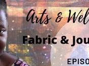 Arts Wellness Fabric Journals