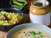 Gujarati Kadhi Recipe, Make Kadhi+Video