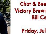 LIVE #CraftBeer Chat Beer Tasting with Victory Brewing Company's Bill Covaleski