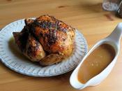 Grandmother's Roast Chicken Gravy