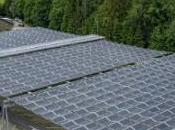 Foldable Solar Roof Parking Lots