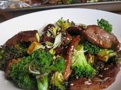 Sheet Beef Broccoli