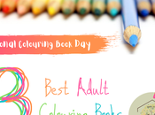 National Colouring Book Day: Three Favourite Adult Books