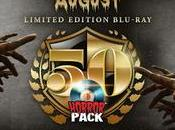 HorrorPack Limited Edition Ships August Blu-ray Pack