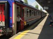 Transcontinental Train That Transcends Frontiers Between West East Bucharest Istanbul