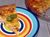 Hearty Cheese Quiche