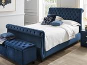 Hestia Upholstered Beds Dalzells
