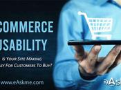 Ecommerce Usability Your Site Making Easy Customers Buy?
