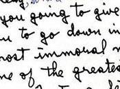 Letters President Kennedy