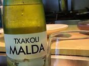 Kitchen Wine:2018 Txakoli Malda Getariako Txakolina