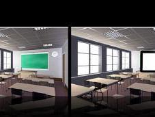 iPad Classroom Blackboard?
