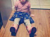 Houston, Have Toilet Training Problem. Baby Girl Pooer!