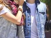 Justin Selena Romantic Date