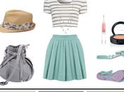 Stripes Floral Mint…