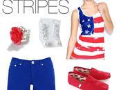 Friday Fancies Stars Stripes