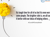 Charity Ideas During COVID India
