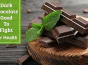 Dark Chocolate Good Fight Men's Health?