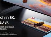 Samsung QLED Promo Cashback Free S20!