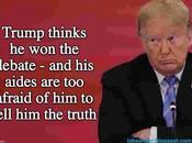 Trump's Aides Afraid Tell Truth
