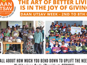 Daan Utsav 2020- Giving Week Could More Joyful