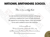 Need Bartending License [The REAL Truth]?